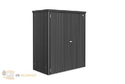 Biohort-tuinkast-gr.150-155x83cm-Donkergrijs