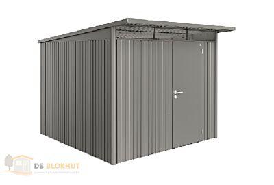 Biohort Avantgarde M 180x180 Zilver Metallic