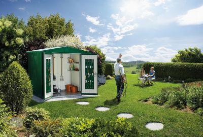 Biohort tuinhuis Europa 3 Groen 2