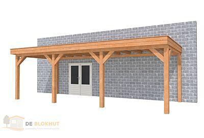 Hillhout Buitenverblijf aan huis Premium 593x307cm