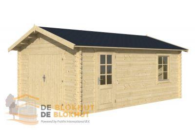 Garage Rostock - 400x550cm - 45mm