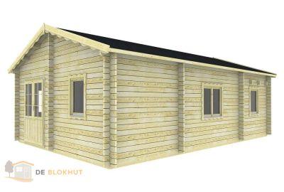 Interflex-Blokhut-6091H-1