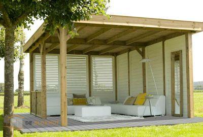 Hillhout Living Modulair Excellent 500 samenstelling