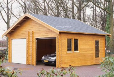 Lugarde Garage G7 Kent - 650x500cm - 44mm