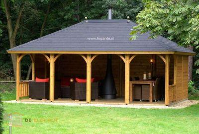 Lugarde-Vrijstaanda veranda-VV19