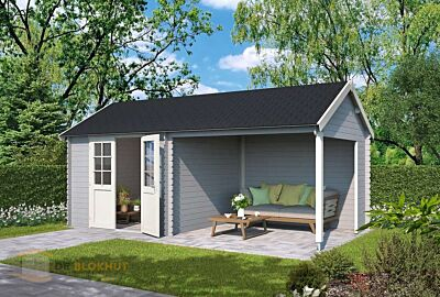 Outdoor Life Fraya platinum grey