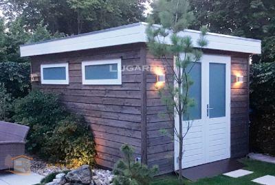Lugarde tuinhuis PR50 - 420x300cm - 44mm