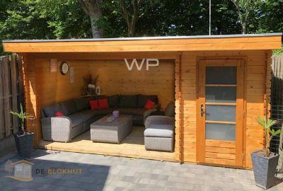 WoodPro blokhut-26013-Foggia