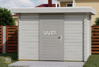 WoodPro blokhut-28006-Libra