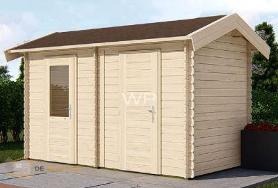 WoodPro blokhut-28008-Dracia