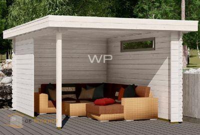 Woodpro blokhut 28024 Dorado
