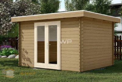 Woodpro blokhut 28027-Indus