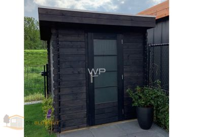Woodpro blokhut Iddo Deblokhut.nl
