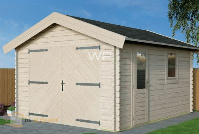 Woodpro garage 26454-Trento