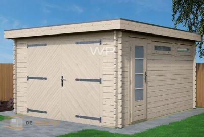 Woodpro garage  26455-Como