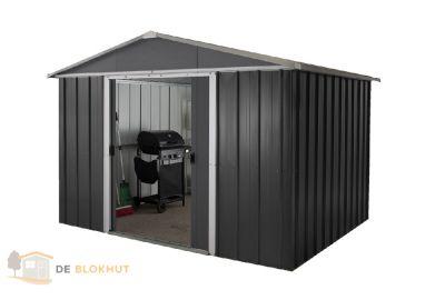 Metalen tuinhuisje Yardmaster GEYZ 303x237cm